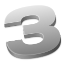 Rule of 3 Icon
